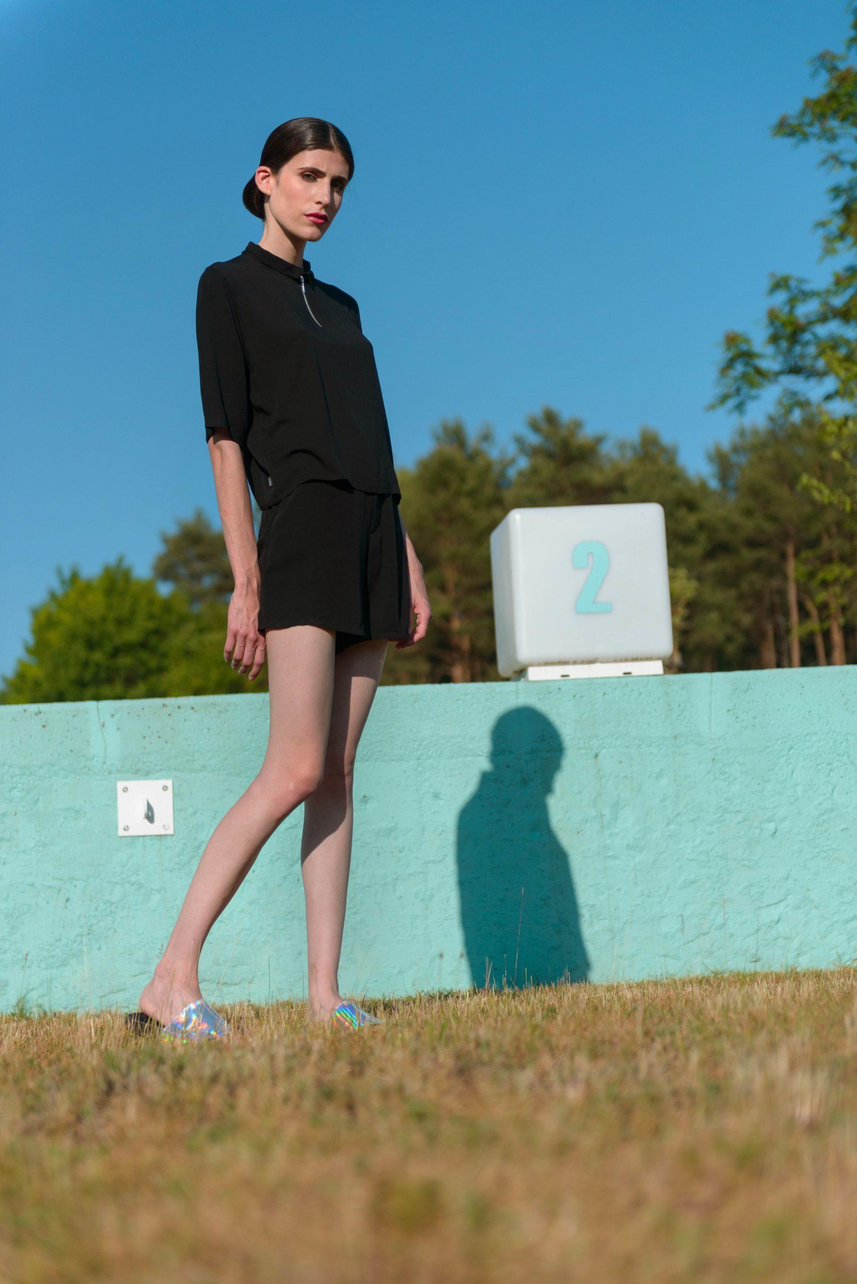 fashion: the spot   photography: daniel scholz  hair/ make up: uta stabler